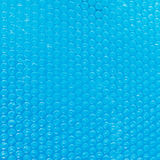 Blue texture of Bubble wrap on water Royalty Free Stock Image