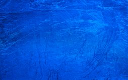 Blue texture with cracks Royalty Free Stock Photography