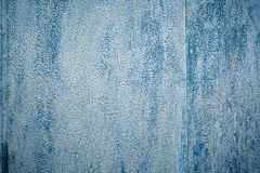 Blue texture of old colered wood with patina 3 Stock Images