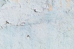 Blue texture with scratches and cracks. blue background. blue and white pattern royalty free stock photography