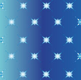 Blue Texture Star Light Background. Vector Royalty Free Stock Image