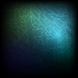 Blue texture. Vector background eps10 Royalty Free Stock Images