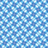 Blue texture. Vector seamless background Stock Image