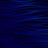 Blue texture. Wavy background. Interior wall decoration. Vector. Blue texture. Wavy background. Interior wall decoration. 3D Vector interior wall panel pattern Royalty Free Stock Photos