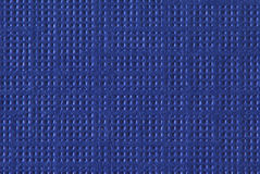 Blue Textured Paper Macro Stock Image