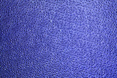 Blue Textured window Stock Photo