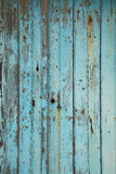 Blue textured wooden background Royalty Free Stock Photo