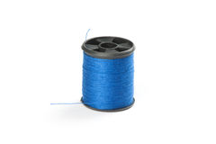Blue thread Royalty Free Stock Photo