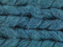 Blue thread macro I Stock Images