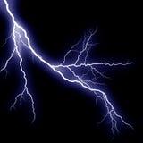 Blue thunder Stock Photography