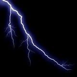 Blue thunder Stock Photos