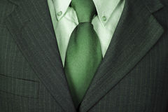 Blue tie Stock Photos