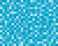 Blue tiles Royalty Free Stock Photography