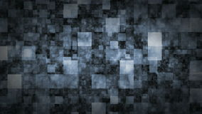 Blue Tiles Background Royalty Free Stock Photos