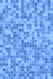 Blue tiles. Illustration of a blue tiles texture vector illustration