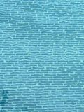 Blue tiles Stock Image