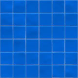 Blue tiles texture background Stock Image