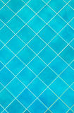 Blue tiles texture background Stock Photography