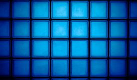Blue tiles texture background Stock Photo