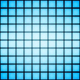 Blue tiles Stock Photo