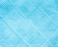 Blue Tissue Paper Napkin Texture Stock Photo