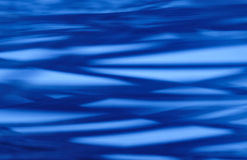 Blue tone abstract background. Defocused. Horizontal format Stock Photography
