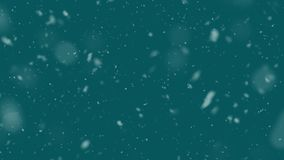 Blue toned background of snow overlays texture on Merry Christmas and Happy New Year. Snow overlays texture . Merry Christmas and Happy New Year on background vector illustration