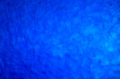 Blue toned texture abstract background Stock Photography