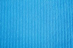 Towel. Blue towel texture as a background, closeup picture Royalty Free Stock Photo