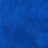 Blue Towel texture background Royalty Free Stock Photography