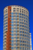 Blue tower Stock Photo