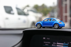 Small toy vehicle car Stock Photography