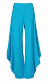 Blue trousers Royalty Free Stock Images