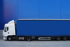 Free Blue Truck Stock Photos - 11276633
