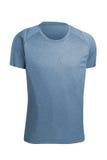 Blue tshirt isolated Stock Image