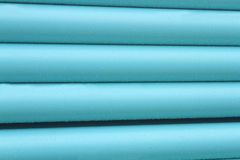 Blue Tube Royalty Free Stock Image