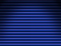Blue tube background dramatically lit Stock Photos