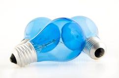 Blue tungsten Stock Photos