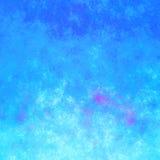 Blue turbulence Royalty Free Stock Image