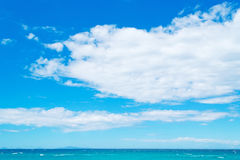 Blue and turquoise Stock Image