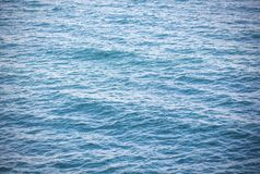 Blue turquoise water sea ocean background. The Blue turquoise water deep sea ocean waves background texture Stock Photos