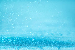 Blue twinkle background. Abstract background with blue twinkle stock photo