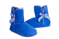 Blue Ugg Royalty Free Stock Image