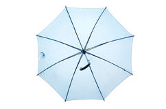 Blue umbrella Royalty Free Stock Photo