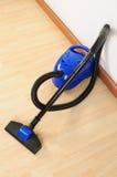 Blue vacuum Stock Image
