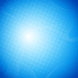 Blue vector abstract background Royalty Free Stock Photos