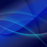 Blue vector background Royalty Free Stock Images