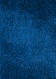 Blue velvet. Scan of a intense blue velvet Royalty Free Stock Images