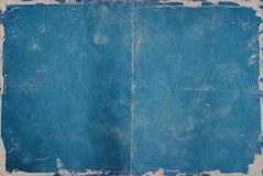Blue vintage background Royalty Free Stock Photo
