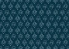 Blue vintage background pattern Stock Photos